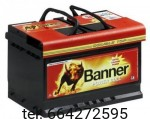 BANNER Power Bull  12V 72 AH 660A (EN)