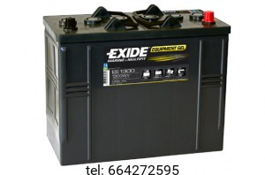 Akumulator Exide Equipment Gel ES1300 12V 120 AH 1300Wh