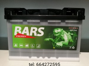 Bars Energy 100 AH