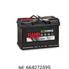 Akumulator Fiamm EcoForce AGM 70AH 760A