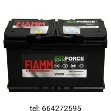 Akumulator Fiamm EcoForce AGM 80AH 800A