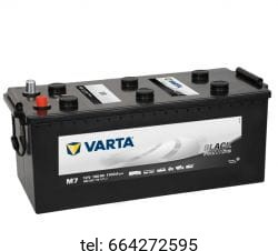 VARTA PROMOTIVE BLACK 12V 180 AH 1100